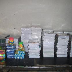 kits/manuels scolaires